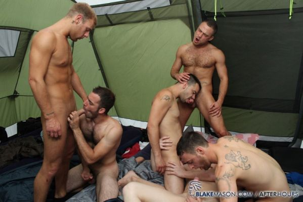 BM - Mating Season Episode 8 - An Orgy To End A Great Trip