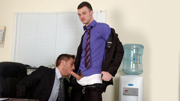 MN - The Gay Office - The Prankster - Cliff Jensen & Bryce Star