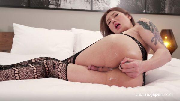 Rui Matsushita - Rui Deep Anal Masturbation (10.05.2019) [FullHD 1080p] (TransexJapan)