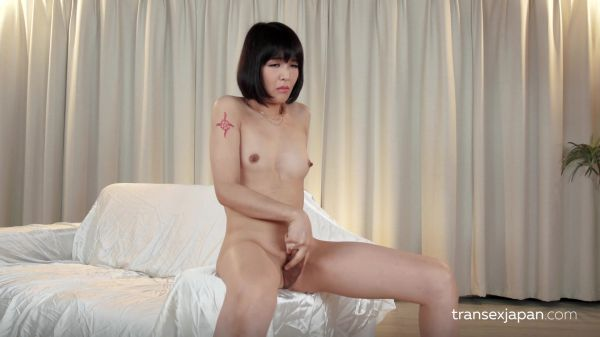 Yoko - Yoko Multiples Orgasms and Squirt Masturbation (12.07.2019) [FullHD 1080p] (TransexJapan)
