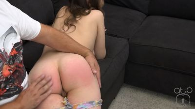 Defiant Housewife Spanked OTK – Chrissy Marie – 4