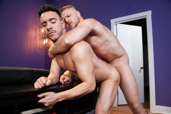 RS - Hot, Raw and Ready - Logan Stevens & Alessio Vega