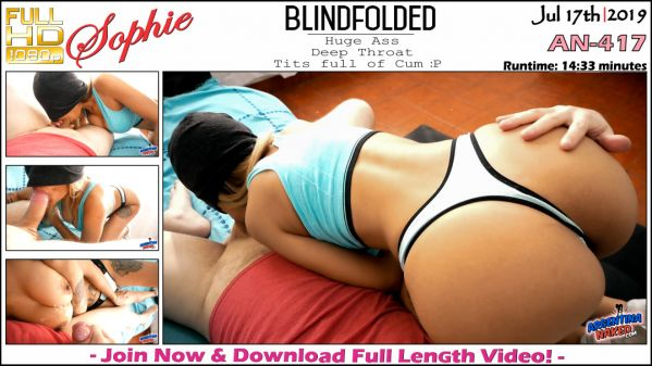 ArgentinaNaked: Sophie - Blindfolded - AN-417 (17.07.2019) (FullHD/2019)