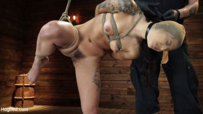Hogtied – July 18, 2019 – Gina Valentina
