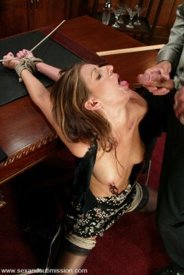 SexAndSubmission – October 12, 2005 – Lee Stone, Veronica Stone