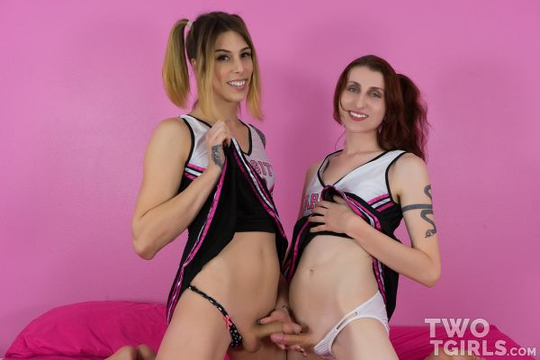 Casey Kisses and Jelena Vermilion - Teen Spirit (FullHD 1080p)