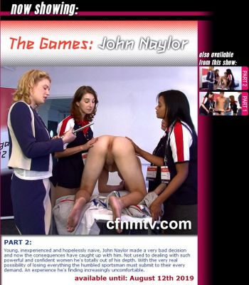 CfnmTV – The Games: John Naylor Part 2