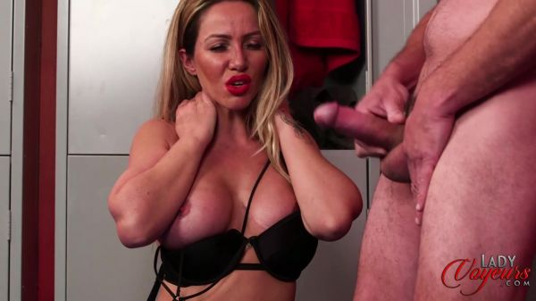 PureCFNM - Lucy Kemp - Gym Induction (24.07.2019) [FullHD 1080p]