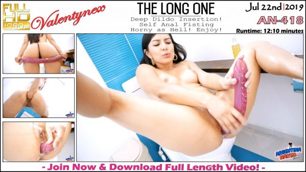 Valentynex - The Long One - AN-418 (22.07.2019) [FullHD 1080p] (ArgentinaNaked)