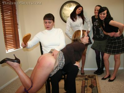 PunishedBrats – Witnessed Spankings Part 2 of 2