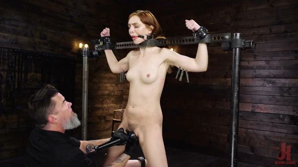 Maya Kendrick - Red Head Slut Gets Destroyed
