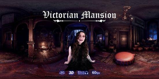 Victorian Mansion - Oculus Rift