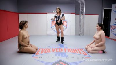 EvolvedFightsLesbianEdition – Daisy Ducati vs Kyra Rose