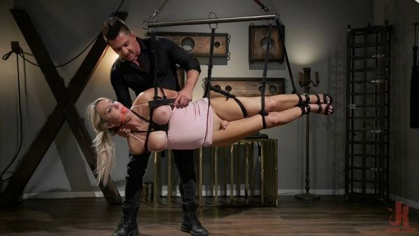 Kayleigh Coxx Serves Her Master Dominic Pacifico