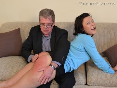 PunishedBrats – The College Girl and The Nanny Part 1 of 2