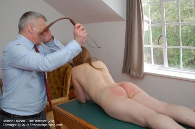 FirmHandSpanking – The Institute – ZB – Belinda Lawson