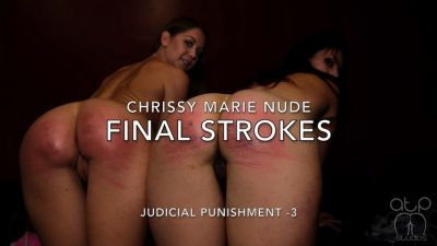 Chrissy Marie Nude Final Strokes - Judicial Punishment 3