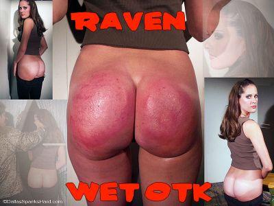 DallasSpanksHard – Raven's Wet Paddling