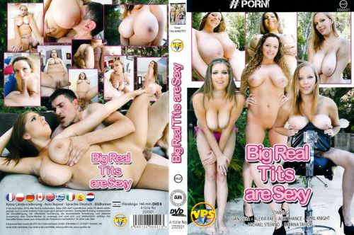 Big Real Tits Are Sexy (2019) WEBRip / SD / *MKV*