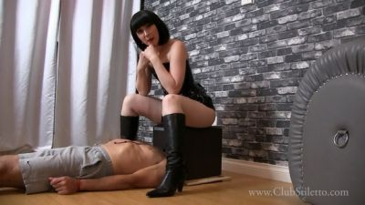 Clubstiletto – You're So Anxious for It slave – Princess Lily