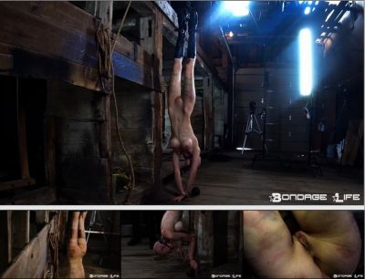 BondageLife – Brutalmaster Inverted Whipping – 7/8/2019