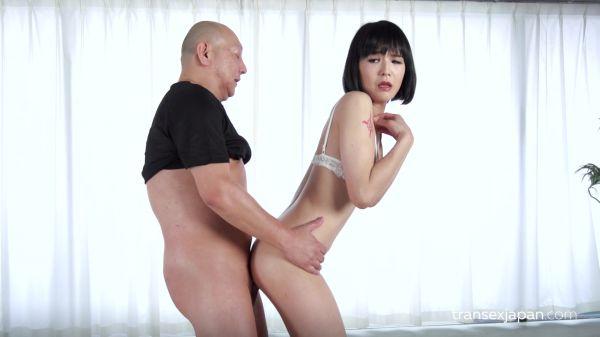 Yoko - Maso Shemale Yoko Standing Fuck (10.08.2019) (TranSexJapan.com/FullHD/2019)