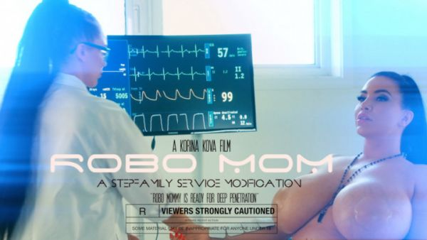 Korina Kova - Robo Mom: Family Services Modification's (13.07.2019) [FullHD 1080p] (M@nyVids)
