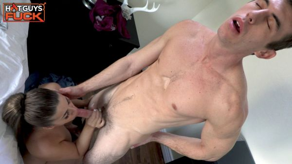HGF - Joel Gordo Finally Fucks Angelina Colon, A Babe Other Then His Real Girlfriend