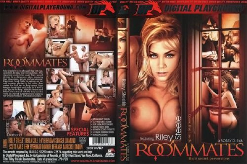Riley Steele - Roommates (2010)