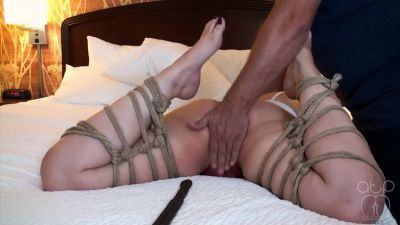 Jiggles Bound and Punished - Cunt, Ass, and Thighs