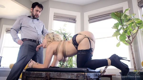 Avi's Anal Training with her Sadistic Step Family