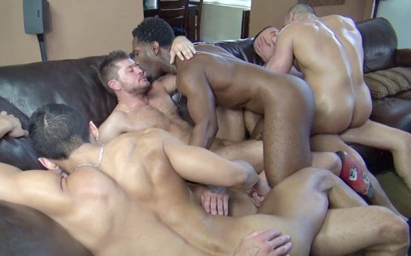 SM - Filthy Fucking Orgy