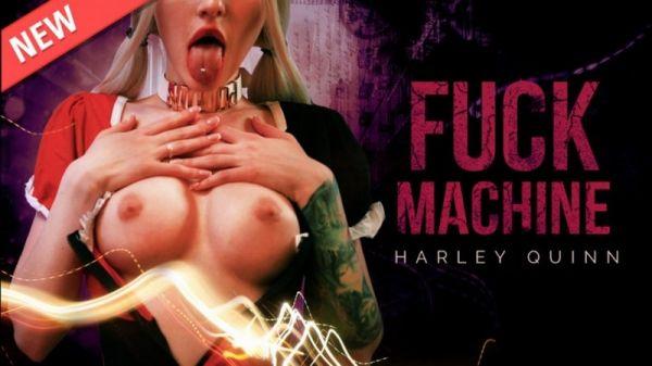 Dildo: MyKinkyDope - Harley Quinn Fuck Machine Fuck Machine (FullHD/2019)