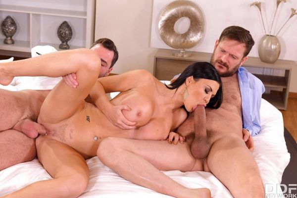 Milf Thanks Doc With Threesome