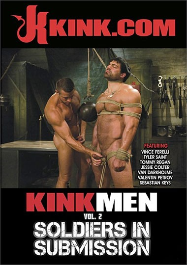 KinkMen vol 2 - Soldiers in Submission