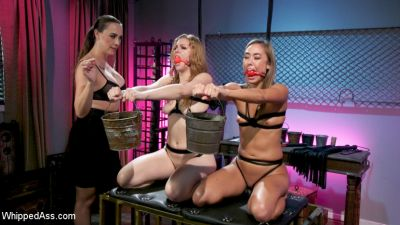 WhippedAss – August 15, 2019 – Chanel Preston, Ella Nova, Christy Love