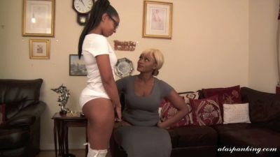 Ataspanking – For Naughty Girls like me Part Five