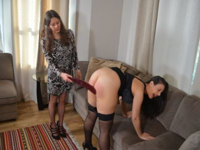 SpankedCallGirls – Sarah Punished For Moonlighting