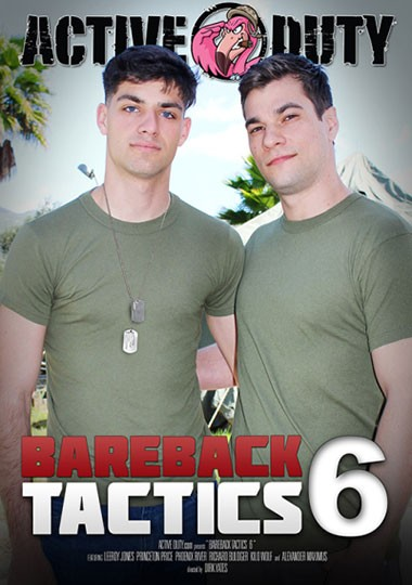 AD - Bareback Tactics vol 6