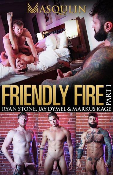 MQ - Jay Dymel, Markus Kage, Ryan Stone - Friendly Fire, Part 1
