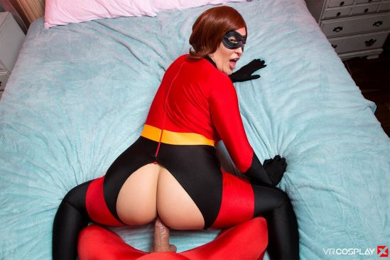 The Incredibles a XXX Parody - Smartphone 60 Fps