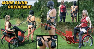 TheEnglishMansion – Mistress Sidonia – More Blind Obedience
