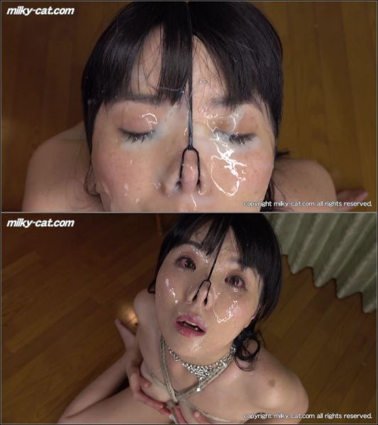 Miku Himeno - Eye Bukkake Slut Miku Himeno #2 [HD 720p] (Milkycat)