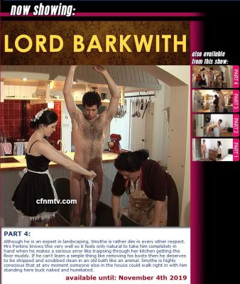 CfnmTV – Lord Barkwith Part 4