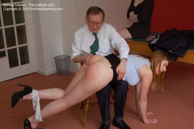 FirmHandSpanking – Belinda Lawson – The Institute – ZG