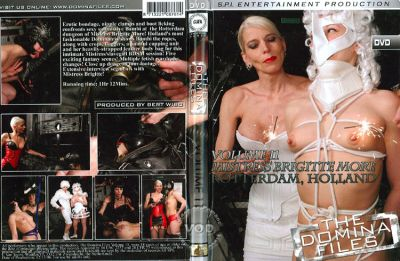 The Domina Files Vol. 11 – Mistress Brigitte