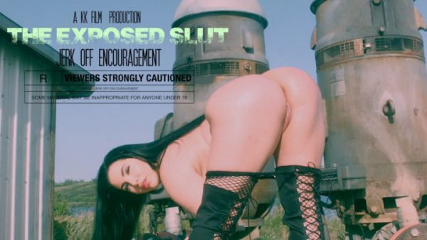 GoddessK0rinaK0va - Exposed Slut: Jerk Off Encouragement (10.08.2019) [FullHD 1080p] (Big Tits)