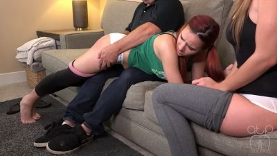 Sophia Spanked Too - Spanking, Paddling and the Belt Part Two