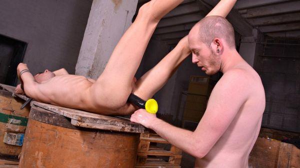 BN - Jesse Evans & Sean Taylor - Two Twink Boys In Service Part 2