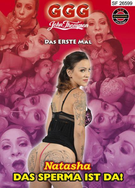 Natasha, Silvia Dellai - GGG - Das Erste Mal - Natasha - Das Sperma Ist Da (04.09.2019) (HD/2019) by GermanGooGirls.com
